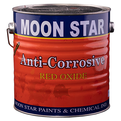 Anti Corrosive Red Oxide