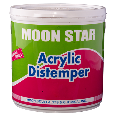 Acrylic Paste Distemper